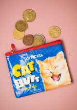 50s Cat Butts Coin Purse