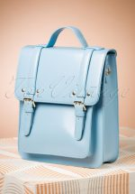 60s Cohen Handbag in Baby Blue