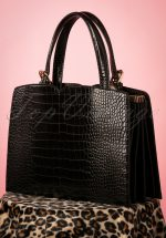 50s Indiscreet Bag in Black