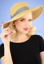 096a741d4a5e1 50s Tate Straw Hat in Natural