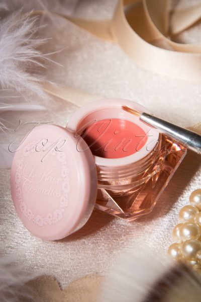 Peachy Keen Opaque Lip and Cheek Paint