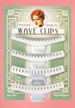 Vintage Hairstyling: Practique Wave Clips