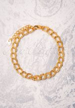 50s Elaine Bracelet in Gold