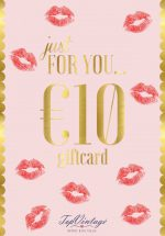 Giftcard € 10