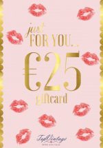 Giftcard € 25