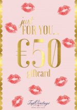 Giftcard € 50