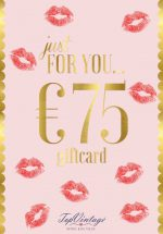 Giftcard € 75