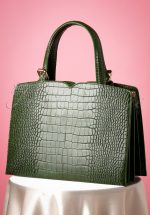 50s Indiscreet Bag in Green